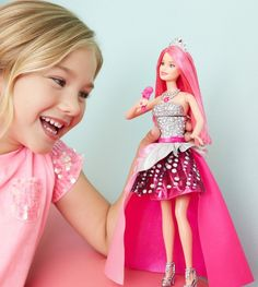 $9.17($24.99) Barbie搖滾皇室變裝芭比娃娃