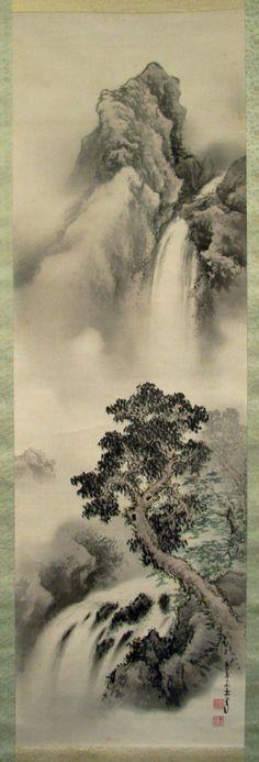 IMAO Keinen (1845-1924), Japan 今尾 景年