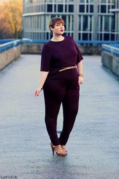 Plus Size Fashion - H&M Jumpsuit