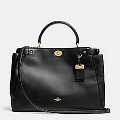 Coach :: LARGE GRAMERCY SATCHEL IN LEATHER
