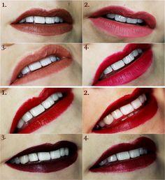 Makeup - Lips from KICKS.