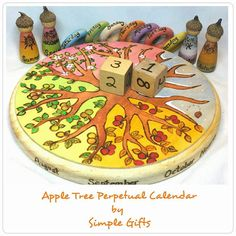 Im So Pleased To Introduce Simple Gifts Original Design Perpetual