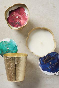 Capri Blue Potted Candle - anthropologie.com