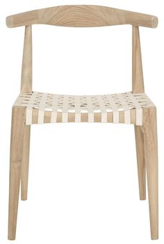 FOX1018A-SET2 Dining Chairs - Furniture by Safavieh