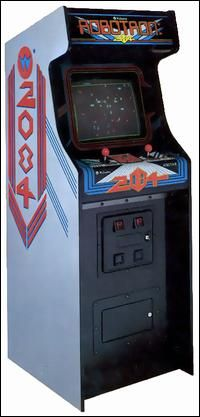 Robotron Turns 30 Today!  What a great arcade game!
