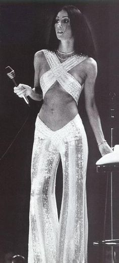 Cher, 1970's. ☚ by kns610 More