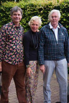 Garden peoplez on pinterest garden design chelsea for Garden designers at home noel kingsbury