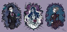 Corpse Bride by IrenHorrors on DeviantArt