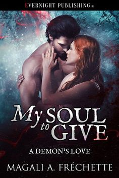My Soul to Give (Magali A. Frechette) - Review by Michaelene