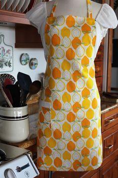 Juicy Lemons Apron