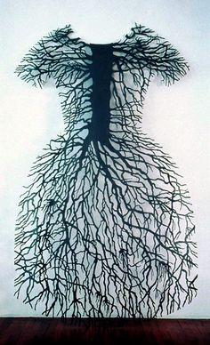 Barbara Hunt / Root dress