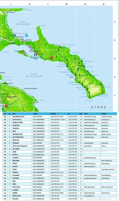 Magdalena Peninsula map Maps Pinterest Spain and City