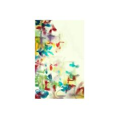 "Abstract Painting Print - ""Composition 1816"" - Fine Art Print 7x10 and Larger"