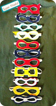 Super Masks!