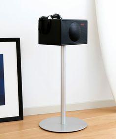 GENEVA(ジェネーバ)のGENEVAサウンドシステム M Wireless(オーディオ家電)|ブラック