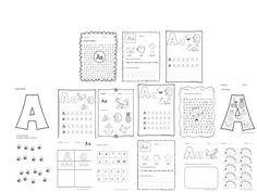 Minion, Activities For Kids, Preschool, Bullet Journal, Letters, Words, David, Activities, Children Activities
