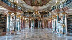 Biblioteca del Monasterio benedictino de Admont