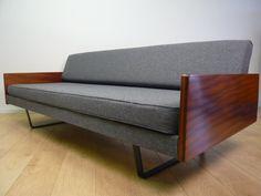 Robin Day sofa bed.