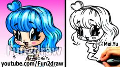 Little katy perry charter. Mei yu fun 2 draw youtube