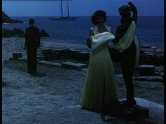 Pandora and the Flying Dutchman (1951), cinematographer: Jack Cardiff