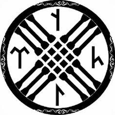 Kadim Dilde Tengri (Tanrı-Allah) Kelimesi ve Sembolü - Türk Asya - Asian Turkish, Тюрки России Maori Tattoos, Maori Tattoo Frau, Maori Tattoo Designs, Tatoos, Esoteric Symbols, Ancient Alphabets, Protection Symbols, Epic Tattoo, Symbols And Meanings
