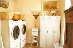 Farmhouse Laundry Room Reveal