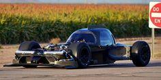 Naked Nissan GT-R LM NISMO = Best Batmobile Ever  - RoadandTrack.com