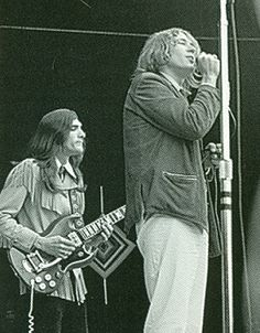 Quicksilver Messenger Service at Monterey Pop (John Cippolina playing a Gibson SG) Monterey Pop Festival, Gibson Sg, 60s Music, Psychedelic Rock, Zappa, Retro Pop, Best Rock, Composers, Music Festivals