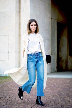 The Coolest Flared Jeans to Shop Now