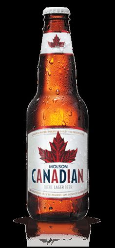 canadian ~ the only hockey beer :)