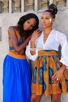 Melanin & Beautiful Style.