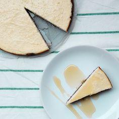 Cheesecake z cizrny