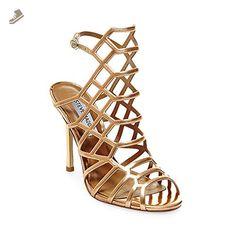 Steve Madden Women's Slithur Rose Gold Dress Open 7 US - Steve madden pumps for women (*Amazon Partner-Link)
