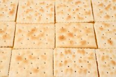 Saltine Cracker Recipe Copycat Saltine Cracker recipe - this will come in very handy for the homemade club sandwich candies I make, since I ALWAYS forget to buy saltines!Copycat (comics) Copycat, in comics, may refer to: Saltine Cracker Recipes, Saltine Crackers, Soda Crackers, Tortillas, Bolacha Cookies, Clone Recipe, Bbq Seasoning, Snack Recipes, Cooking Recipes