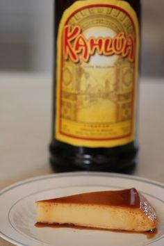 Tortillas and Honey: Kahlua Flan