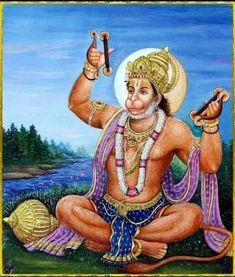 Hanuman, Angel Wings