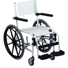 invacare revato r7722073 douche rolstoel shower wheelchair