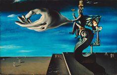 Salvador Dalí - The Hand, 1930