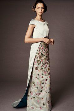 Zac Posen Spring 2018 Ready-to-Wear Collection Photos - Vogue