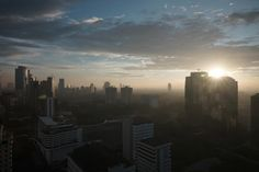 Semanggi | Sunset