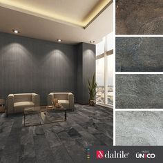 Hasta lo natural tiene su lado misterioso y nuestro piso Evolution es el claro ejemplo. Un diseño tipo piedra natural en tonos oscuros, que harán de tu espacio un reflejo de modernidad y vanguardismo.