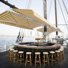 We rounded up the top open-air bars in NYC in time for summer.