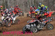 GNCC ATV racing 2013 Georgia....