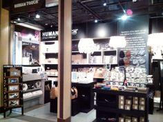 Human Touch Shop: Terminal21, Bangkok