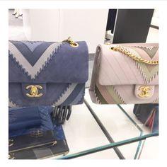 Chanel Spring Summer 17 python bag
