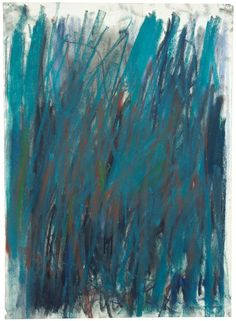 'Tilleul' (1977) by Joan Mitchell