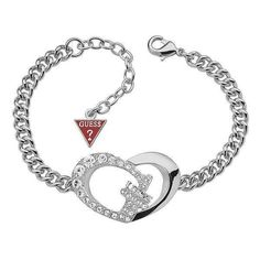Pulsera  Guess Key To My Heart OUTLET  UBB11494
