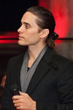 Jared Leto Tapped for HUGO Red Fragrance