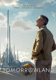 TOMORROWLAND HD DISNEY MOVIES ANYWHERE WITH 150 REWARD POINTS