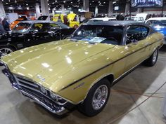 Stuff I've seen across the web, hotrodzandpinups: fromcruise-instoconcours: . 69 Chevelle, Cars And Motorcycles, Chevrolet, Antique Cars, Vintage Cars